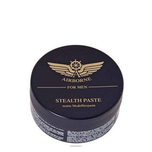 Airborne for Men Stealth Paste or men, modelierpaste, Coiffeurprodukte, Coiffeur, Coiffeurbedarf, Airborne Men, Männersache