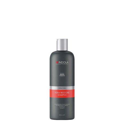 ndola Kera Restore Shampoo Reinigt sanft und stärkt von extrem geschädigtem und brüchigem Haar – ohne es zu beschweren