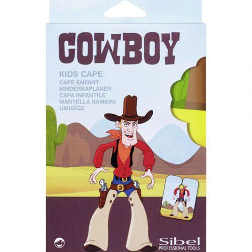 Schneideumhang extra für kleine Cowboys, Coiffeurbedarf, coiffeur, Burri Coiffeurbedarf