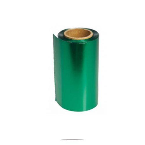 Alufolie High-Light 12cm grün