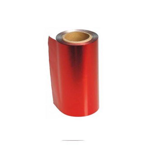 Alufolie High-Light 12cm rot