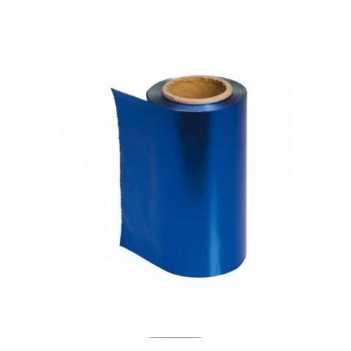 Alufolie High-Light 12cm blau