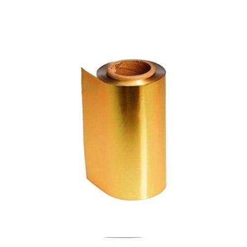 Alufolie High-Light 12cm gold