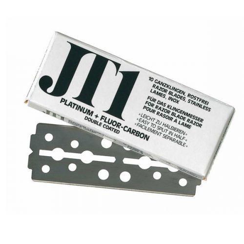 Jaguar Klingen JT1/JT3/Orca (10 Klingen) Jaguar Klingen 62mm lang, passend zu allen gängigen Klingenmessern