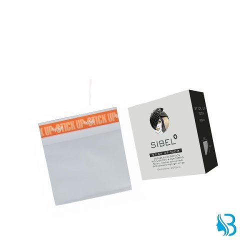 Strähnenfolie Stick Up 10cm Strähnenfolie High-Lite Stick Up 10cm. Die Strähnenfolie aus Kunststoff mit Klebestreifen ( Easi Meches )