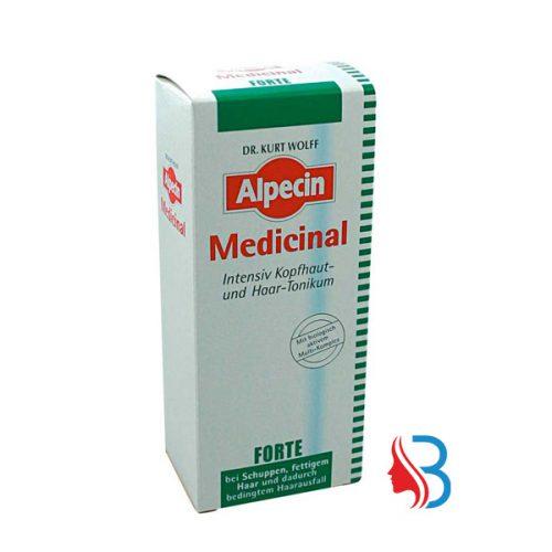 Alpecin Medicinal Kopfhaut- und Haarwasser ForteKopfhaut- und Haarwasser Forte Kopfhaut- und Haar-Tonikum befreit von Schuppen,