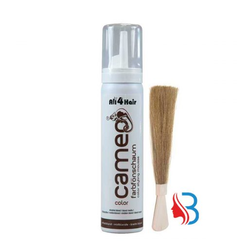Cameo Color Style Mousse Mittelblond 75ml