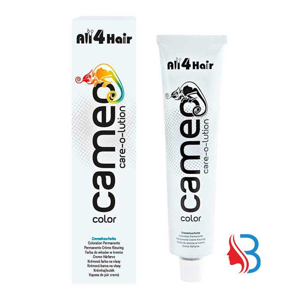 Cameo Color Haarfarbe 674 Dunkelblond Braun Rot