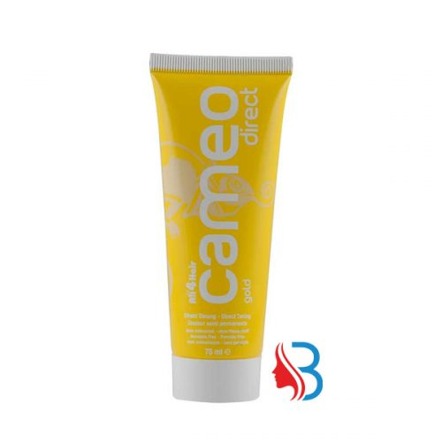 Cameo Direct Color Gold 75ml