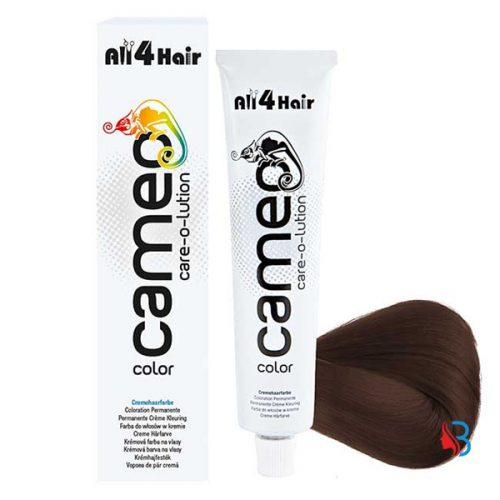 Cameo Color Haarfarbe 5/w Hellbraun Warm 60ml