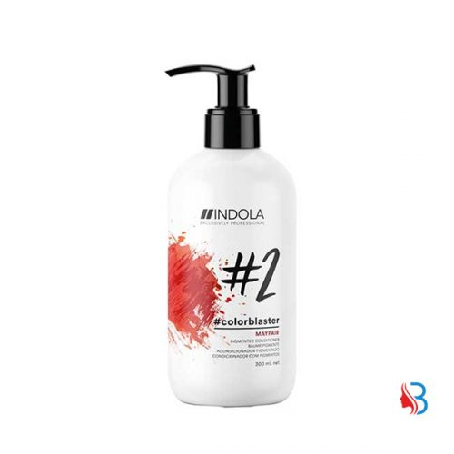 Indola Colorblaster #2 Conditioner Mayfair(Rot)