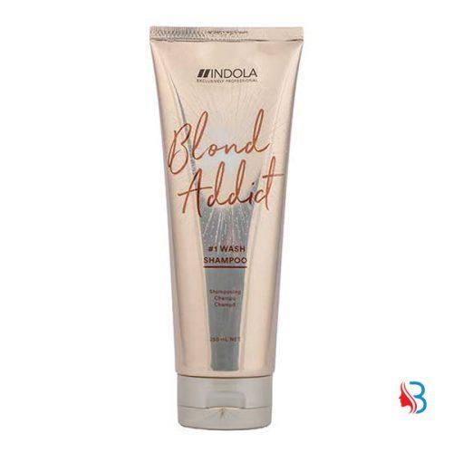 Indola Blond Addict Shampoo 250ml