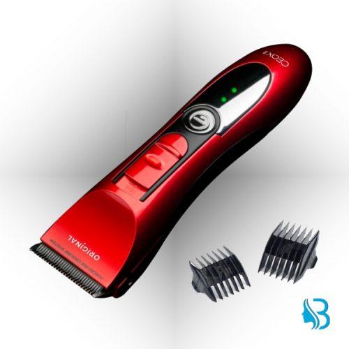 Haarschneidemaschine Ceox 2 rot