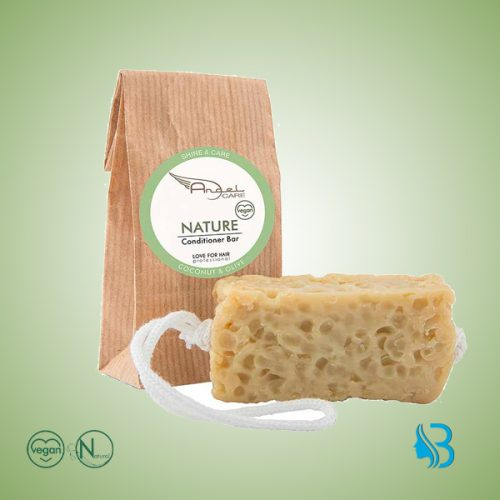 Angel Care Nature Conditioner Bar Coconut & Olive (50 g)