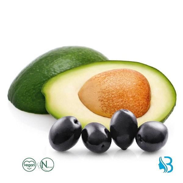 Olive Avocado Shampoo für gesunde Geschmeidigkeit bei geschädigtem Haar
