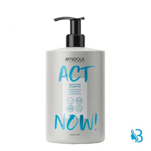 Indola Act Now Moisture Shampoo 1000ml
