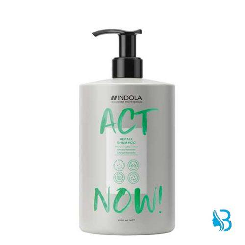 Indola Act Now Repair Shampoo 1000ml