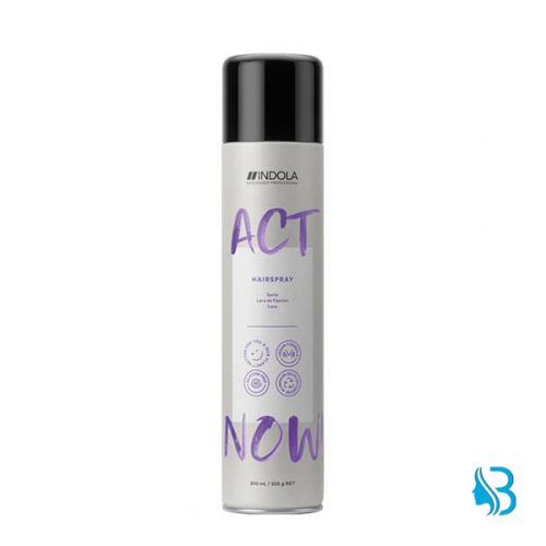 Indola Act Now Hairspray 300ml Burri Coiffeurbedarf coiffeurartikel.ch